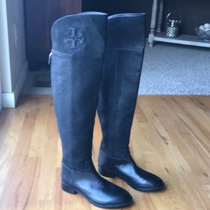 Tory Burch over the knee leather.  Never worn!